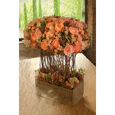Tuscan Bouquet, Stretched Canvas, 24