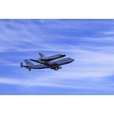 Space Shuttle Endeavour by Polk, Transportation, Canvas, 24