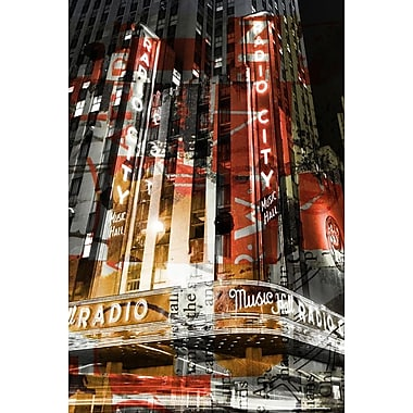 New York I by Orlov, Canvas, 24