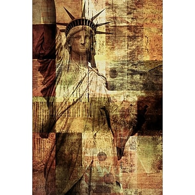 Statue of Liberty II by Orlov, Canvas, 24