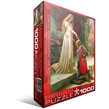The Accolade by E.B. Leighton Puzzle, 1000 Pieces