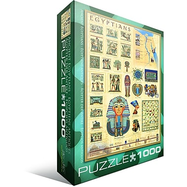 Egyptians Puzzle, 1000 Pieces