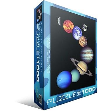 Nasa Solar System Puzzle, 1000 Pieces