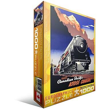 CP Rail Travel CPR Puzzle, 1000 Pieces