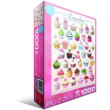 Cupcakes Puzzle, 1000 Pieces