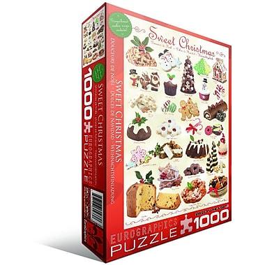 Christmas Treats Puzzle, 1000 Pieces