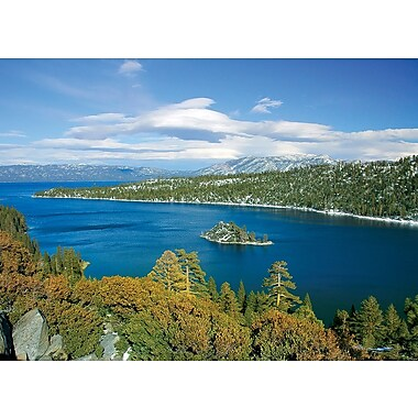 Emerald Bay - Lake Tahoe, California Puzzle, 1000 Pieces