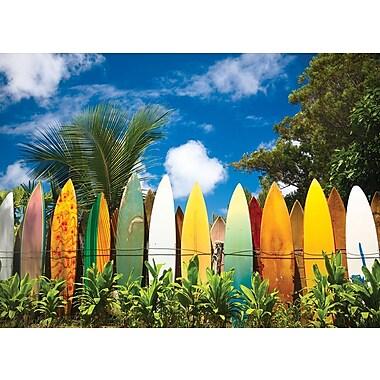 Surfer's Paradise, Hawaii Puzzle, 1000 Pieces