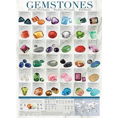 Gemstones Puzzle, 1000 Pieces