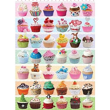 Cupcakes Celebration Puzzle, 1000 Pieces