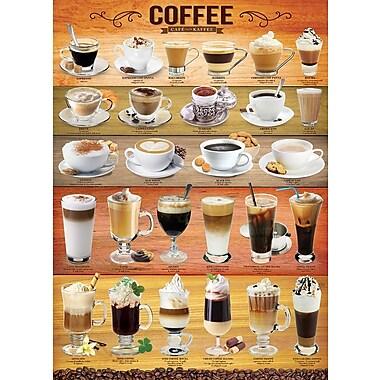 Coffee Puzzle, 1000 Pieces