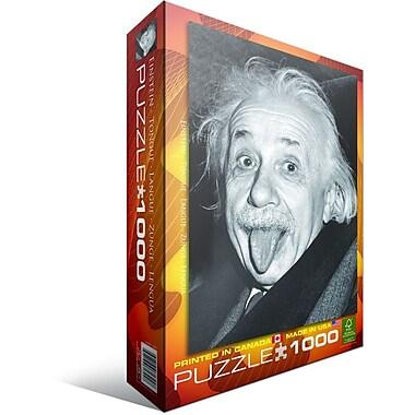 Einstein Tongue Puzzle, 1000 Pieces
