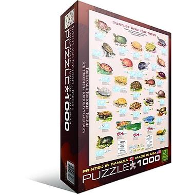 Turtles Puzzle, 1000 Pieces