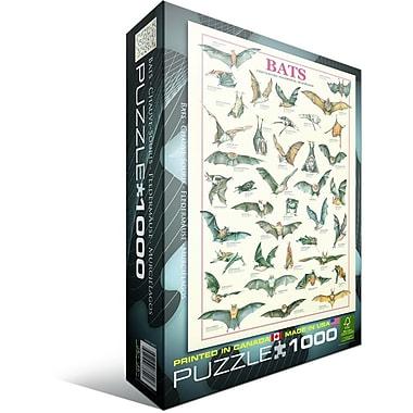 Bats Puzzle, 1000 Pieces