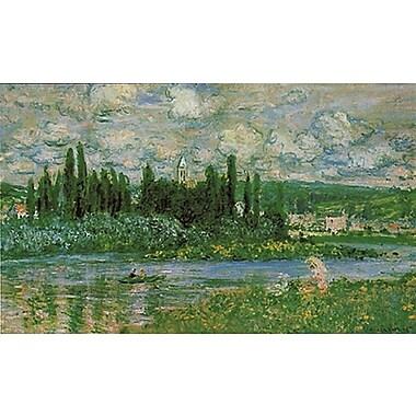 Monet The Seine River Art Print Poster, 28
