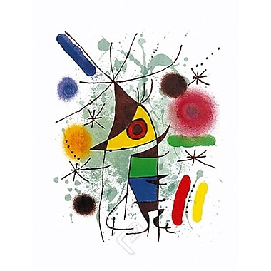 Miro The Singer Art Print Poster, 24