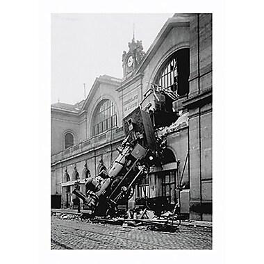 Paris Gare Montparnasse Poster, 23 5/8