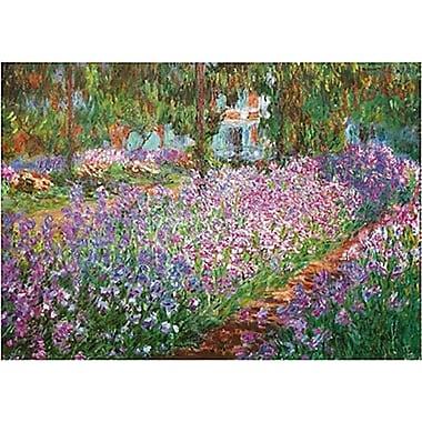 Monet Monet's Garden Poster, 23.75