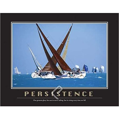 Motivational Persistence Poster, 22