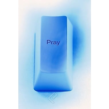 The Pray Key Poster, 24
