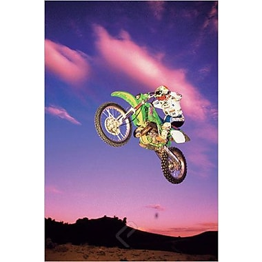 Motocross Air Poster, 36