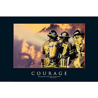 Courage Poster, 36