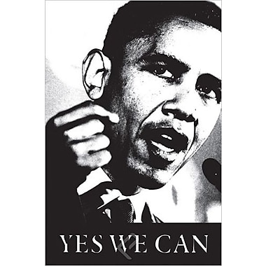 Obama Yes We Can Poster, 24