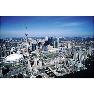 Toronto Skyline Poster, 36