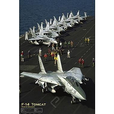 Grumman F- 14 Tomcat Poster, 24