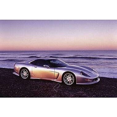 Corvette Callaway C12, 1998 Poster, 24