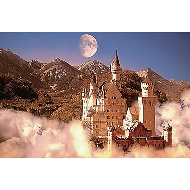 Castle in the Mountains Poster, 24