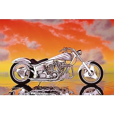 Motorcycle Custom Poster, 24