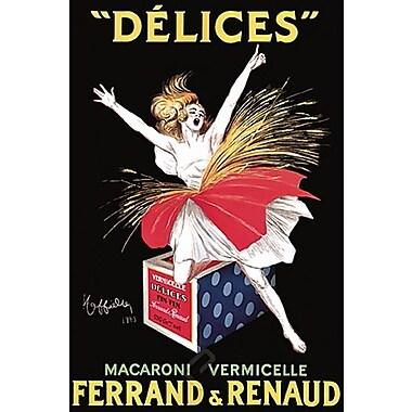 Cappiello, Leonetto Food Poster, 24