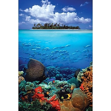 Tropical Scenery I Poster, 36