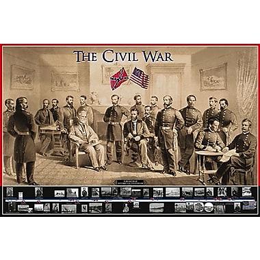 The Civil War Poster, 24