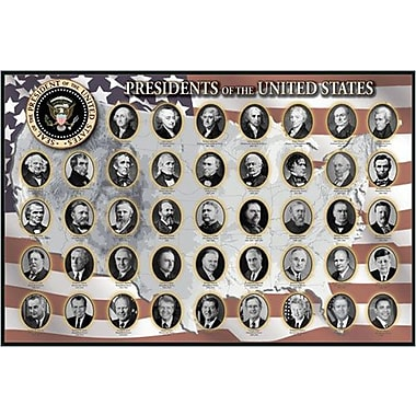 Presidents of the USA Poster, 24