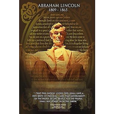 Abraham Lincoln Poster, 24