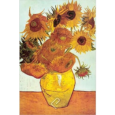 Van Gogh Floral Vincent Poster, 24