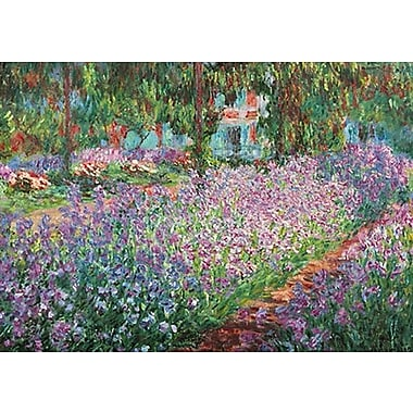 Monet Country Home Claude Poster, 24