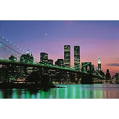 New York at Night Poster, 24
