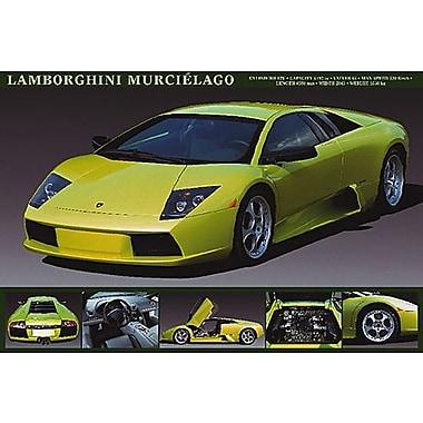 Lamborghini Murcielago Poster, 24