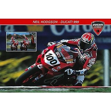 Ducati 999 - Neil Hodgson Poster, 24