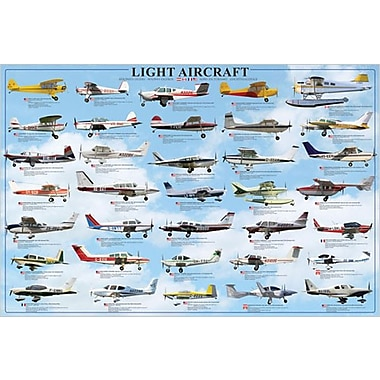 General Aviation - Light Poster, 24