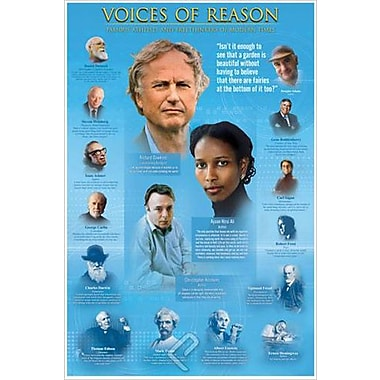 Voices of Reason Poster, 36