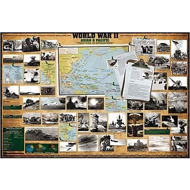 WWII Asian and Pacific Poster, 24