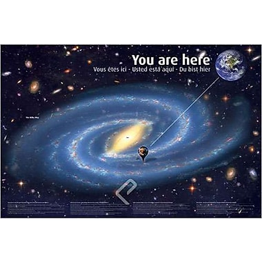 Universe: You Are Here Poster, 24