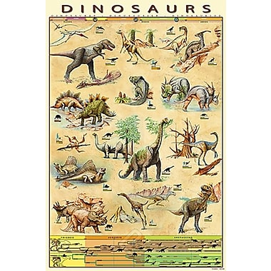 Dinosaurs Poster, 24