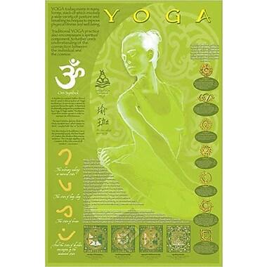 Yoga & Its Symbols Poster, 24