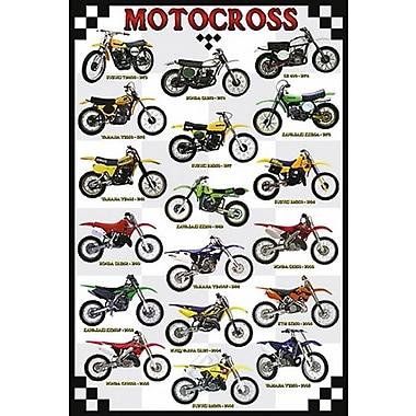 Motocross Poster, 24
