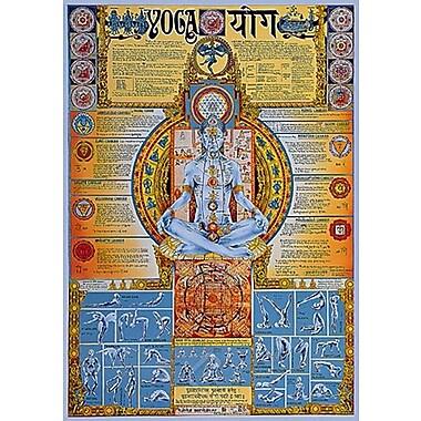 Yoga Poster, 26.75